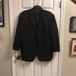 Big and Tall Men's blazer